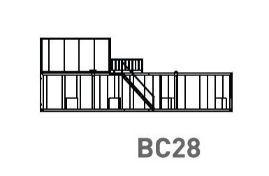BC28 composter