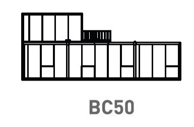 BC50 composter